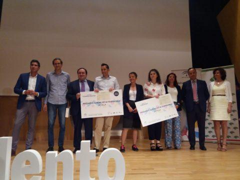 Opentherapi gana la final provincial de los Premios Andalucía Emprende