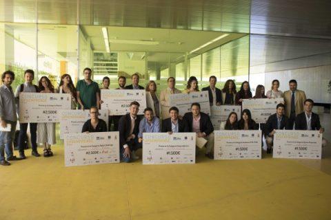OpenTherapi recibe el premio en Upo Emprende