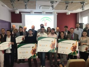 Premios emprendimiento Universidades Andalucía - OpeTherapi